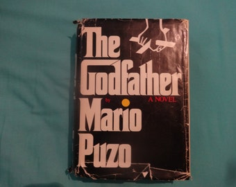 The Godfather Mario Puzo 1969 edition