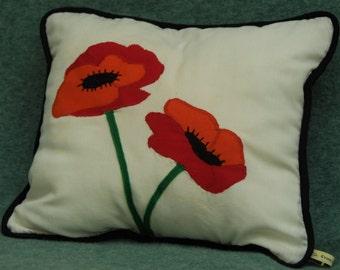 Poppy Pillow #5