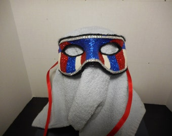 Party Mask #1 - American Patriot