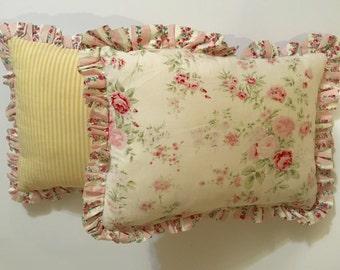 Beautiful Floral Pillow