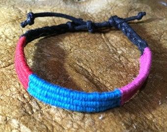 Bracelet woven