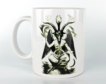 Baphomet - 11 oz Coffee Mug