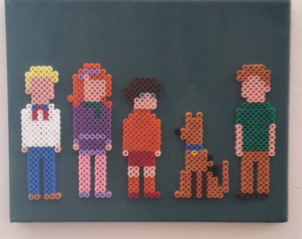 Scooby Doo Canvas