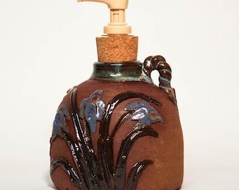 Iris Soap & Lotion Dispenser