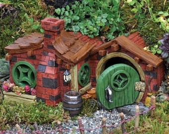 The Brick - Miniature Fairy House