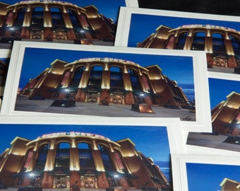 Blank Cards with envelopes, STL Cardinals, Busch Stadium, St Louis, Cardinal Fan, Blank Note Cards, Birthday Cards, Father's Day Cards