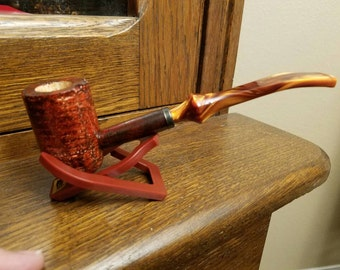 Mr Brog pipe stand