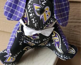 Baltimore Ravens Football Dog