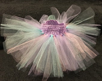 Newborn Princess Tutu with FREE matching headband
