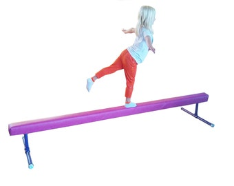 "Balance Beam Hot Pink 12"" high"