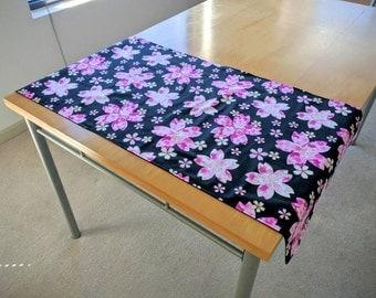Sakura Cherry blossom Table Runner