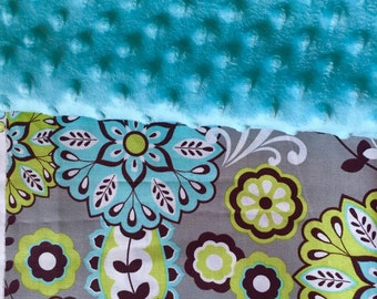 Flower print Nap Mat