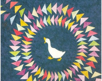Fast Flying Geese Quilts by Karin Hellaby Paperback Book