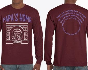 Papas Home Widespread Panic long-sleeve shirt