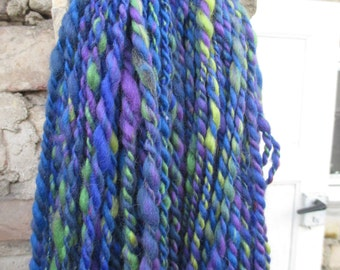 "Hand-spun wool ""Peace of mind"""