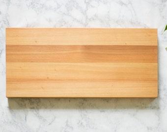 Reclaimed Heart Pine Cutting Board