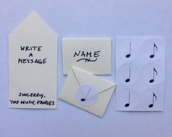 The Music Fairy Notes