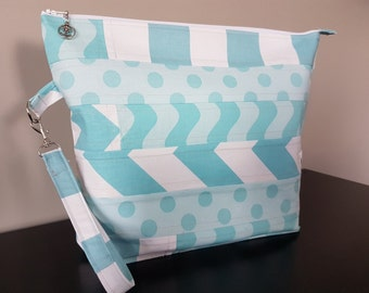 Knitting Project Bag - Large