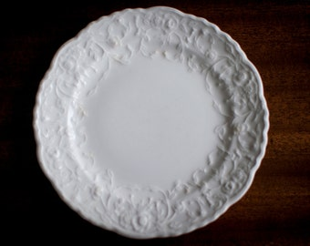 Bread Plate   Pope Gosser   Steubenville   Rose Point