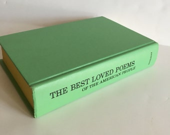 Vintage The Best Loved Poems of the American People