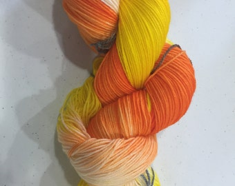 One off One of A Color - Hand dyed Sock Yarn