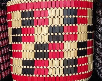 Handmade Bead-handbags