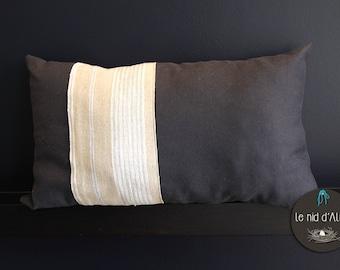 Cushion 100% linen 30 x 50 cm