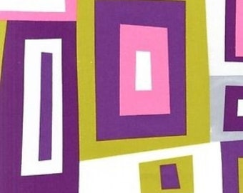 Half Yard Robert Kaufman Wonky Windows Fabric