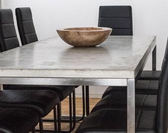 Konferenztisch / Betontisch / Esstisch / Schreibtisch