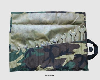 DirtRoll for Wrenches - Camo