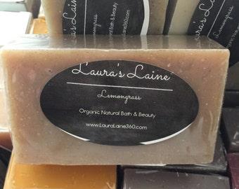 Shea Honey Oatmeal Organic Bar Soap
