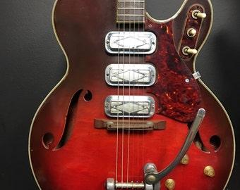 Guitar: Silvertone 1454
