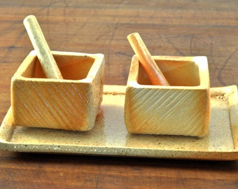 Handmade Thai Condiment Tray