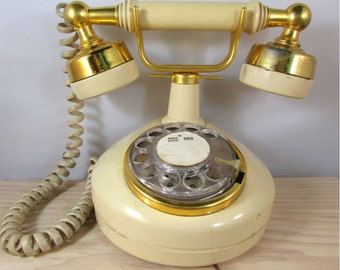 Western Electric Rotary Princess Phone