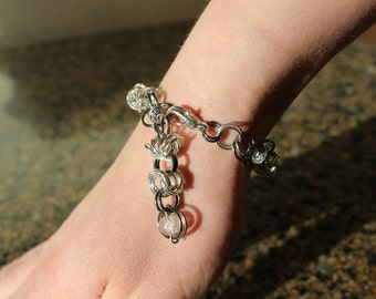 Anna Chainmaille Bracelet
