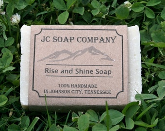 Rise and Shine Soap