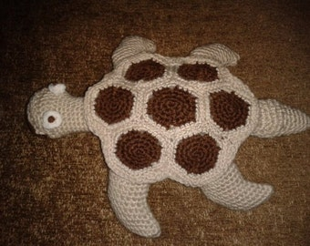 Crochet Tortoise toy
