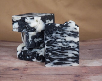 All Natural, Fisherman's Bar, Black Licorice, Cold Process Soap