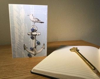 Handmade Cards - All Occasions - Nautical Design - A022
