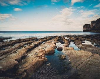 Fine Art Beach Seascape Photography Print