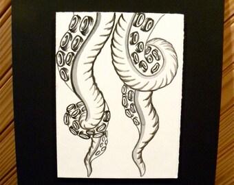 Octopus Panting No. 5 (SM)