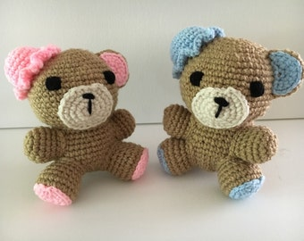 Pastel Ice Cream Bears