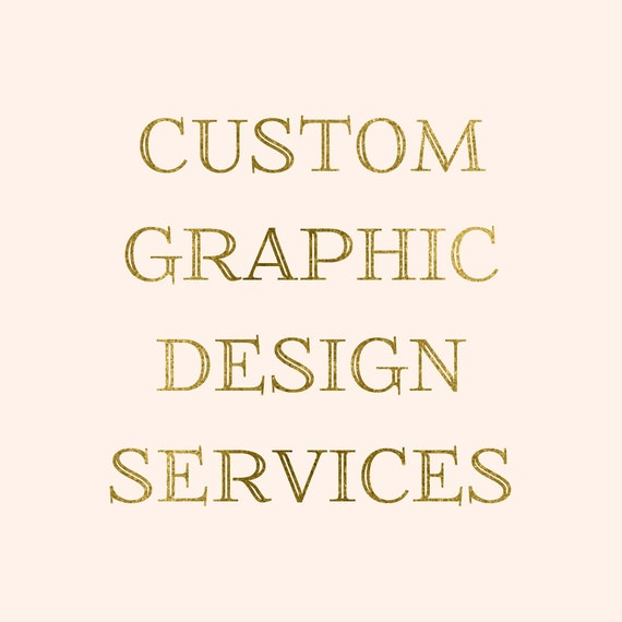 Custom Graphic Design Services Wedding Signs Table