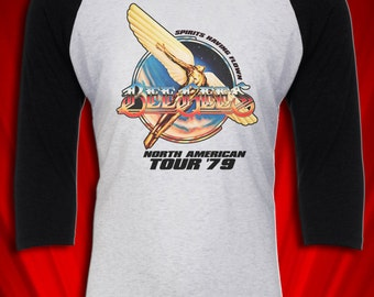 Saturday Night Fever Vintage Tee Tour Concert Shirt Stayin' Alive