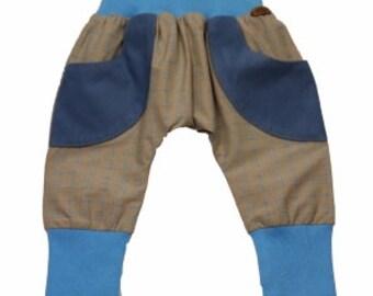 Children predator pants TONI 002 Gr. 80-110