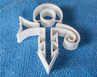 Prince Symbol /Pastry/Icing/sandwich Cutter - Three different sizes available - spring offer - buy two get one free