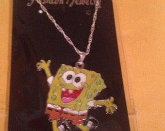 Spongebob Squarepants Necklace