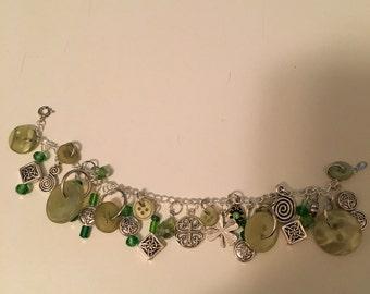 Ireland Forever charm bracelet