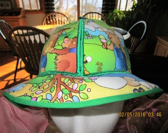 Sun Hat, age 1 to4+