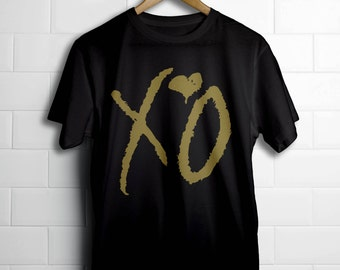 XO Drake The Weeknd T-Shirt